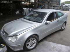 Дефлектор Mercedes-benz C-class sports coupe CL203.745 Фото 6