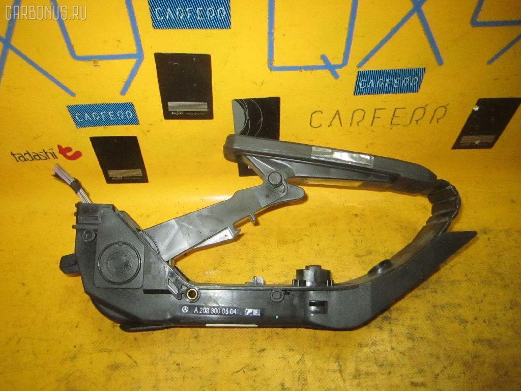 Педаль подачи топлива MERCEDES-BENZ C-CLASS SPORTS COUPE CL203.745 111.955 Фото 2