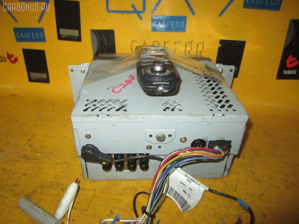 Автомагнитофон MERCEDES-BENZ C-CLASS SPORTS COUPE CL203.745 Фото 1