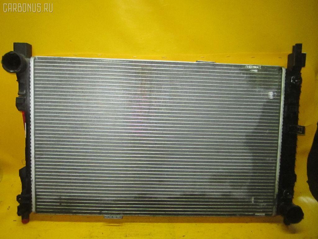 Радиатор ДВС MERCEDES-BENZ C-CLASS SPORTS COUPE CL203.745 111.955 Фото 1