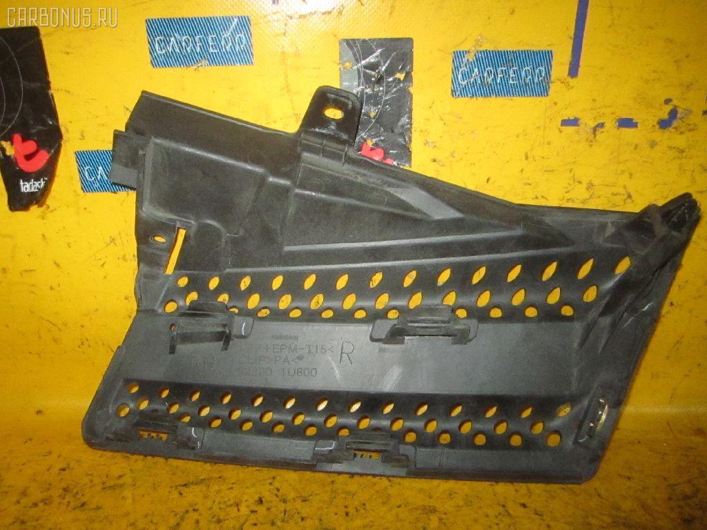 Решетка радиатора Nissan Note E11 Фото 1