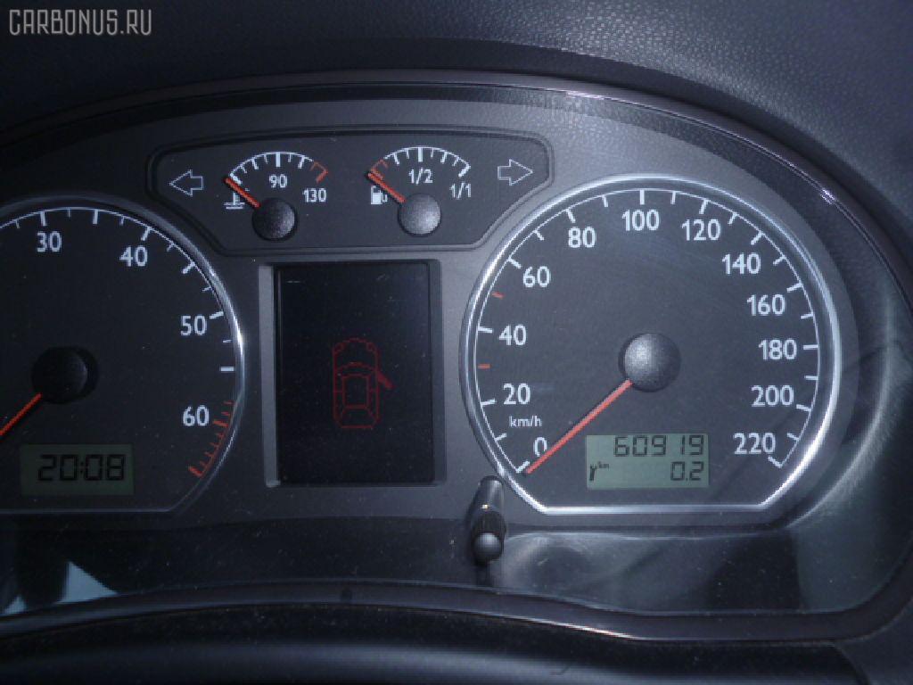Регулятор скорости мотора отопителя VOLKSWAGEN POLO 9NBKY BKY Фото 8