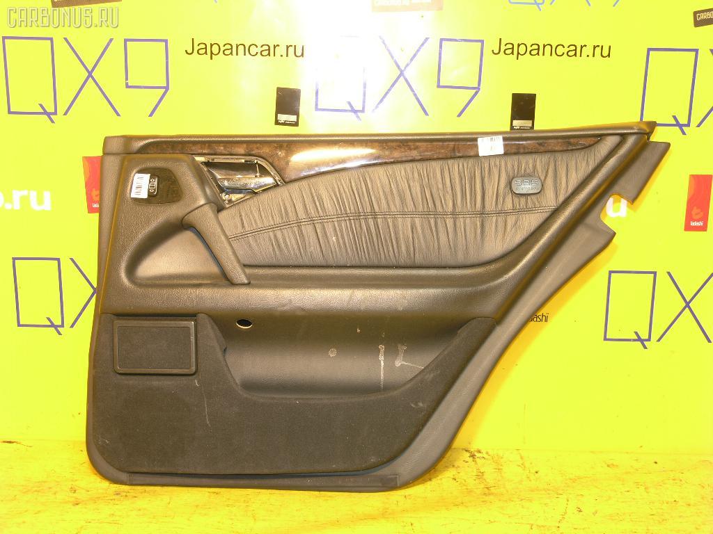 Обшивка двери Mercedes-benz E-class W210.065 Фото 1