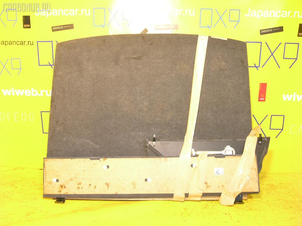 Обшивка багажника TOYOTA KLUGER V MCU25W Фото 1