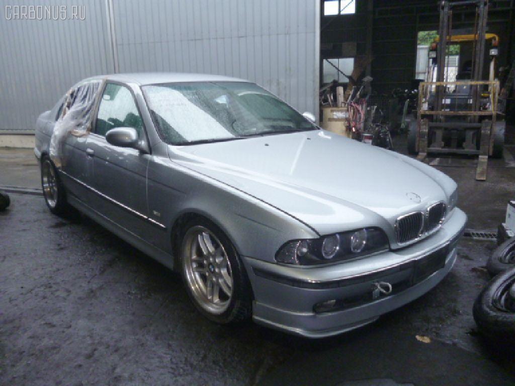 Трубка тормозная BMW 5-SERIES E39-DD42 M52-256S3 Фото 3