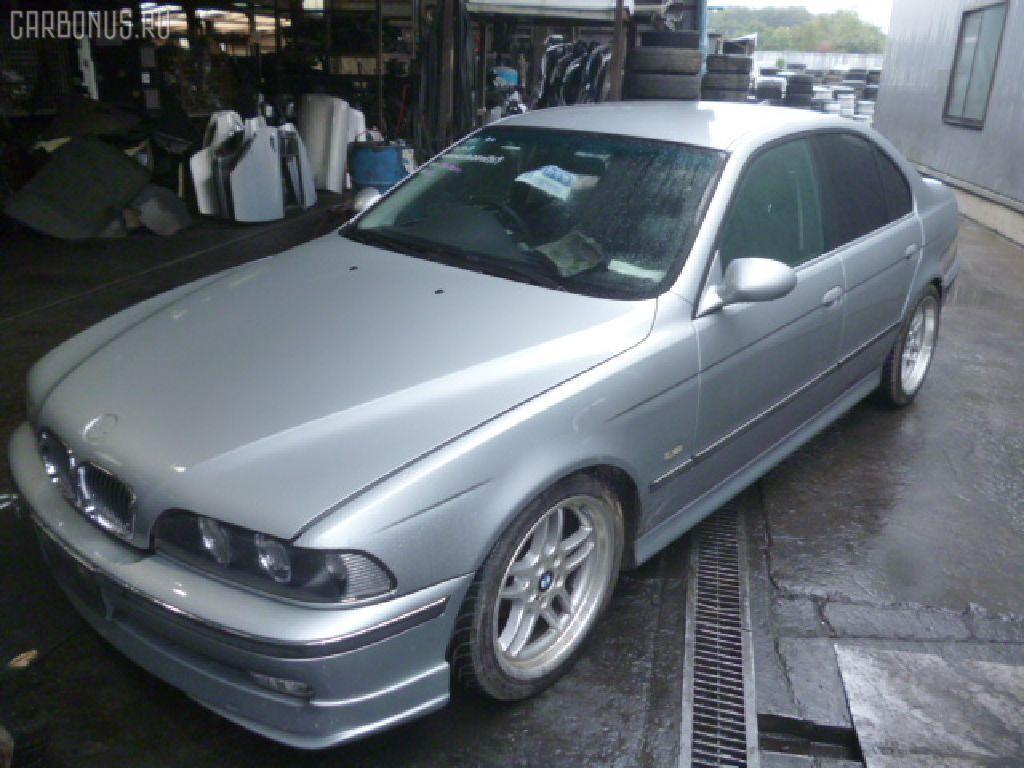 КПП автоматическая BMW 5-SERIES E39-DD42 M52-256S3 Фото 7