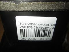 Консоль спидометра Toyota Wish ZNE10G Фото 9