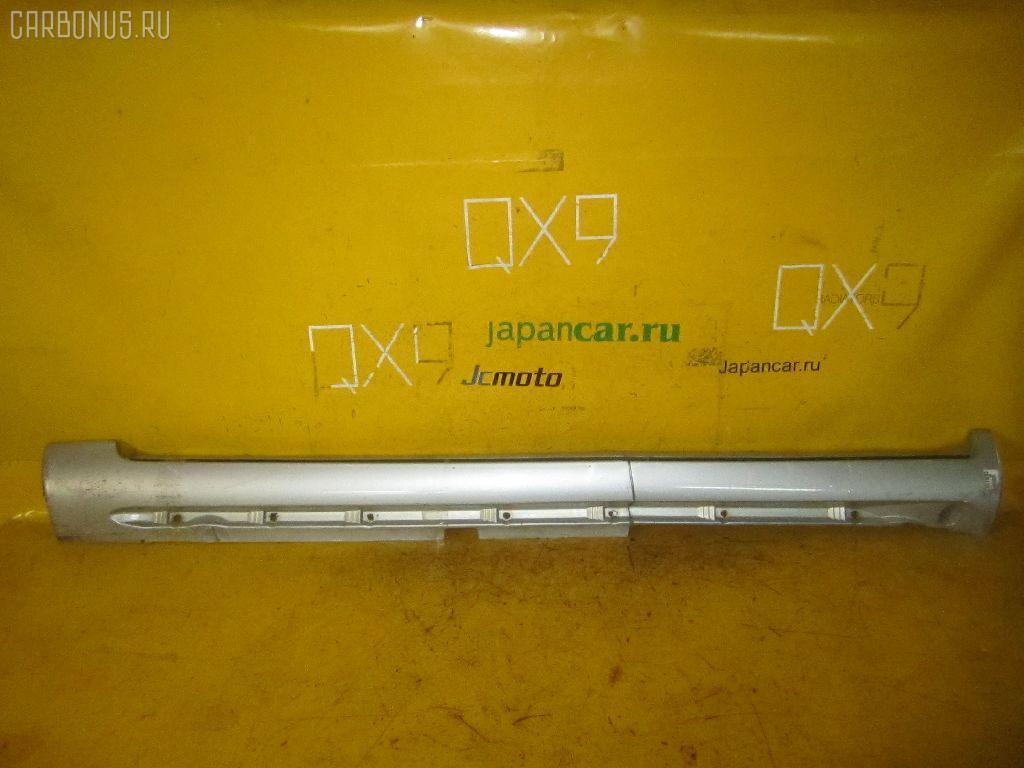 Порог кузова пластиковый ( обвес ) VOLVO V70 II SW Фото 3