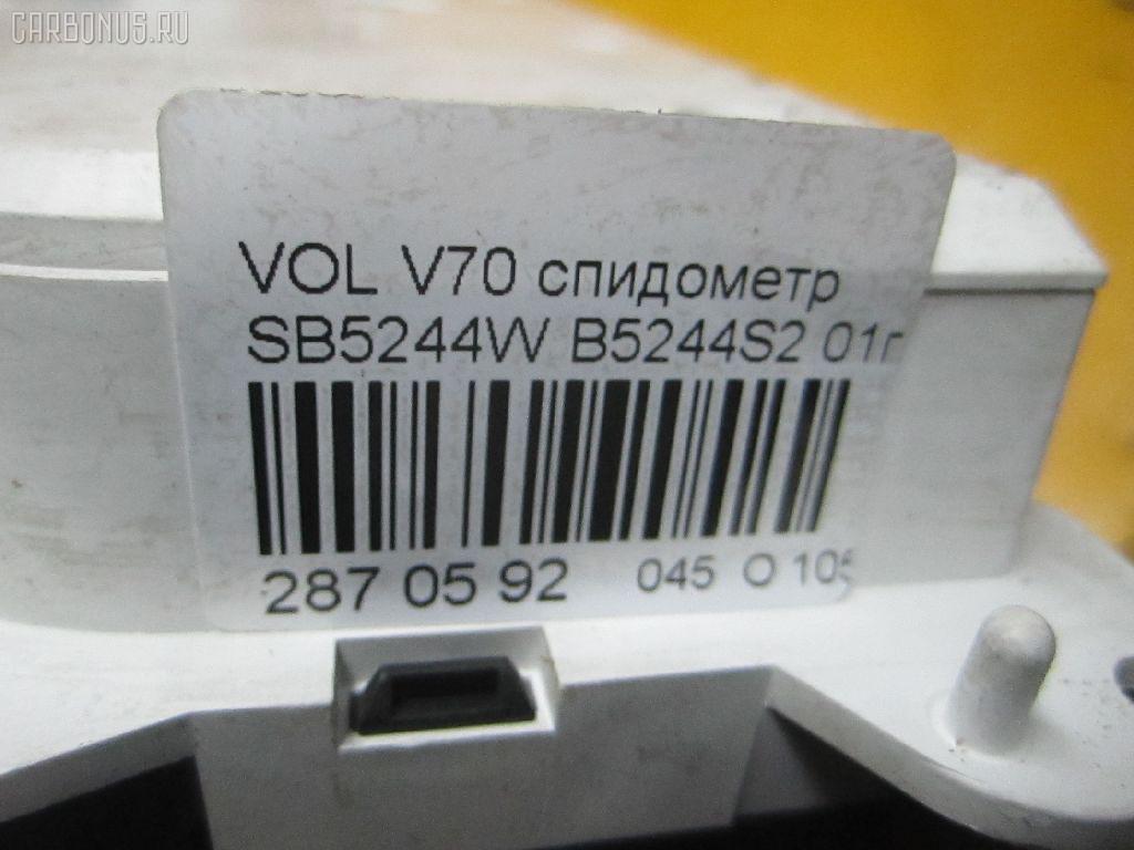 Спидометр VOLVO V70 II SW B5244S2 Фото 4