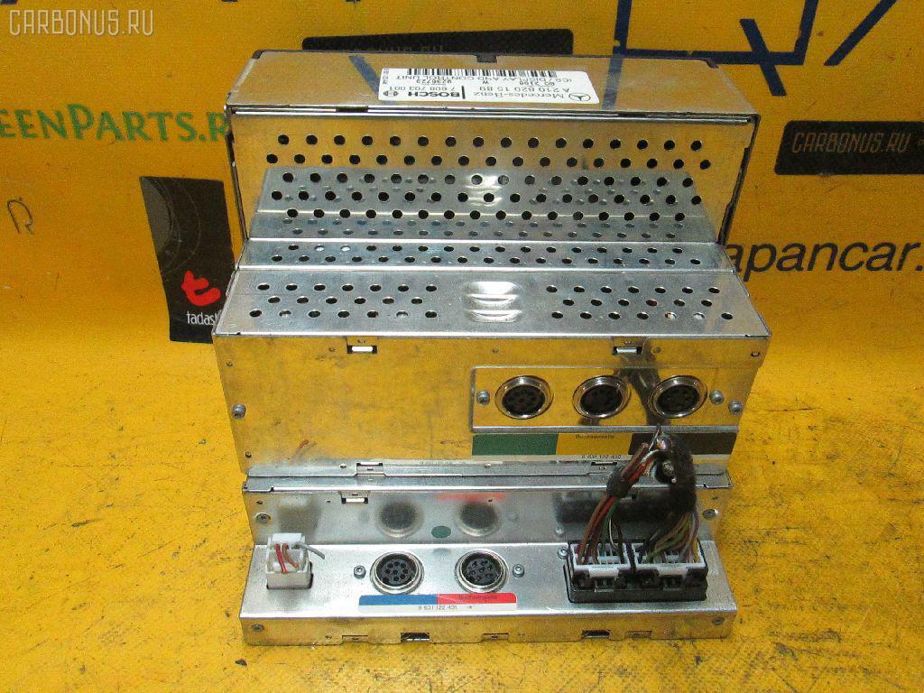 Автомагнитофон MERCEDES-BENZ E-CLASS W210.065 Фото 2