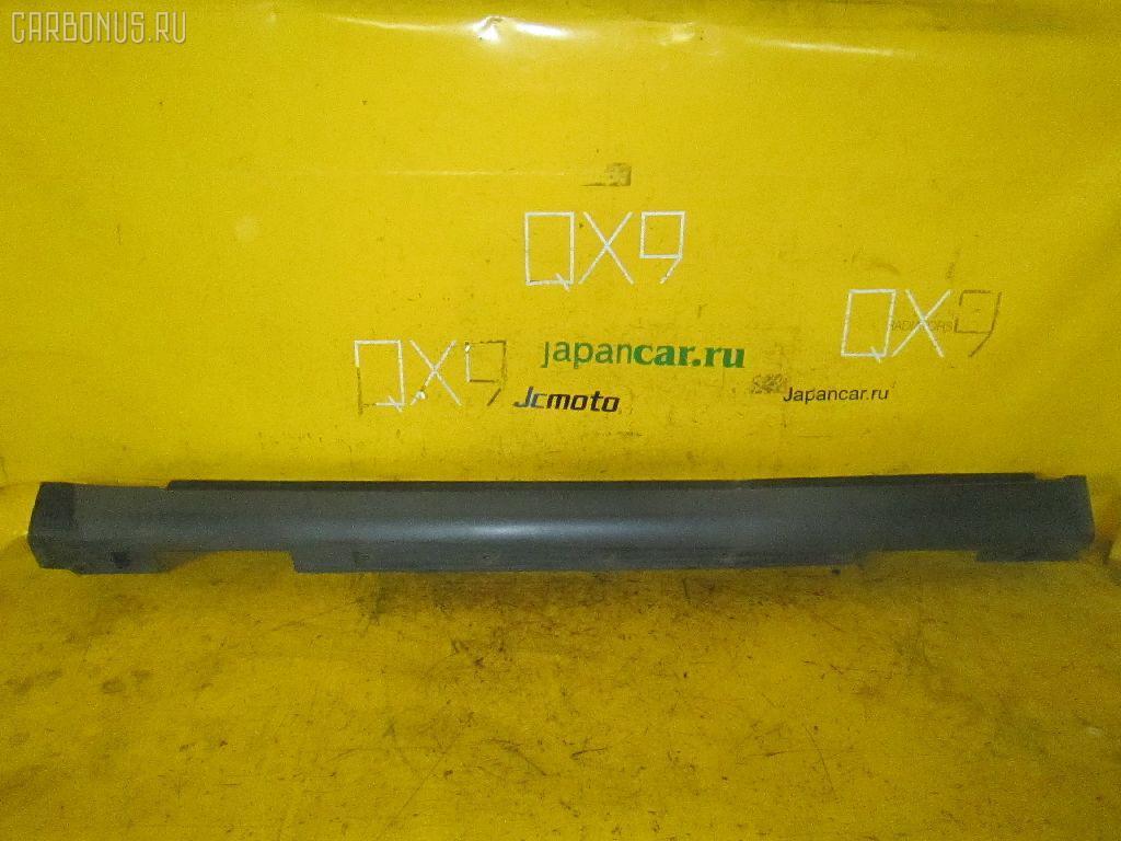 Порог кузова пластиковый ( обвес ) NISSAN SKYLINE V35. Фото 1