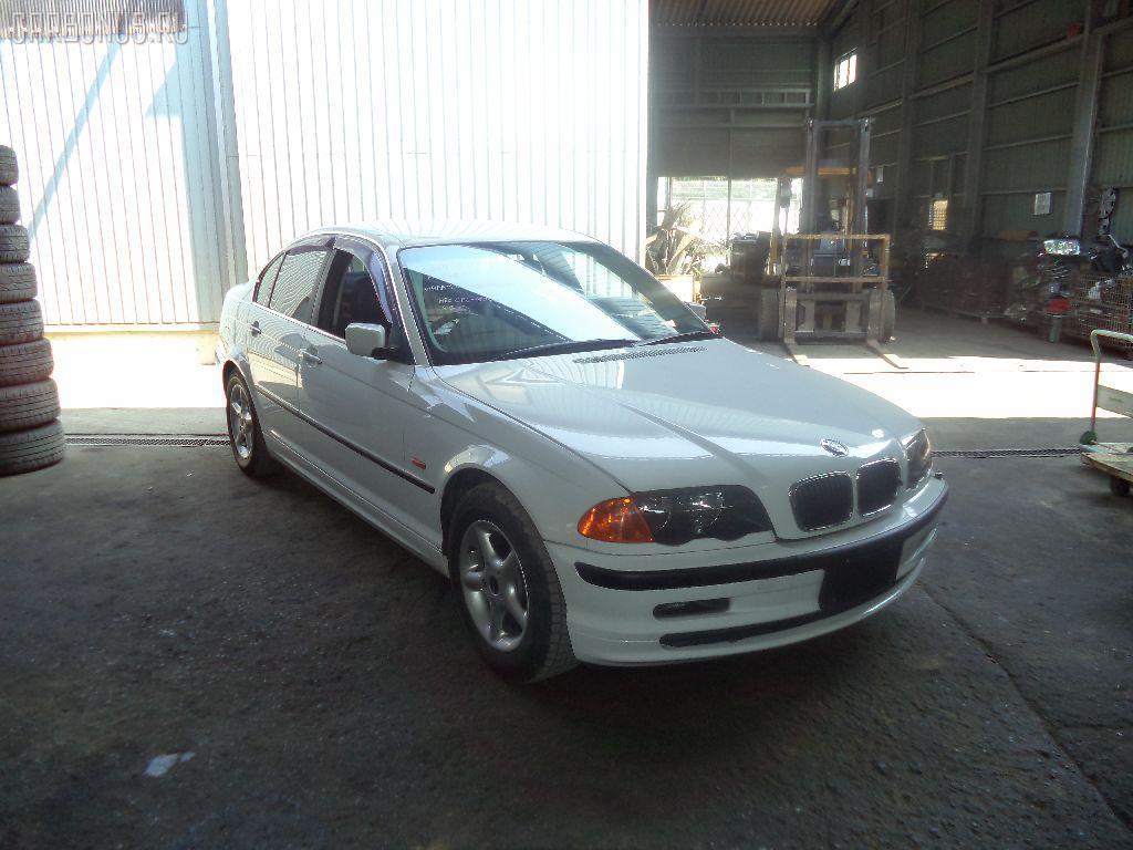 Защита антигравийная BMW 3-SERIES E46-AM32 M52-256S4 Фото 2