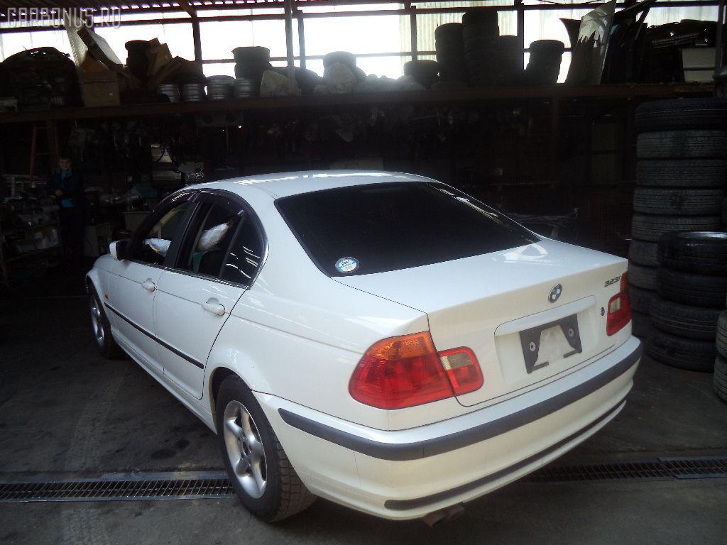 Защита антигравийная BMW 3-SERIES E46-AM32 M52-256S4 Фото 3