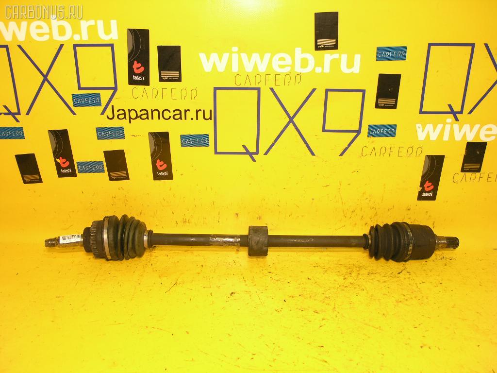 Привод SUZUKI WAGON R MC11S F6A. Фото 1