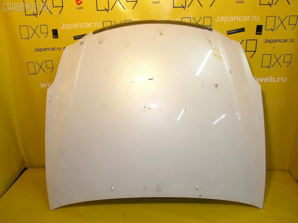 Капот TOYOTA MARK II BLIT GX110W. Фото 7