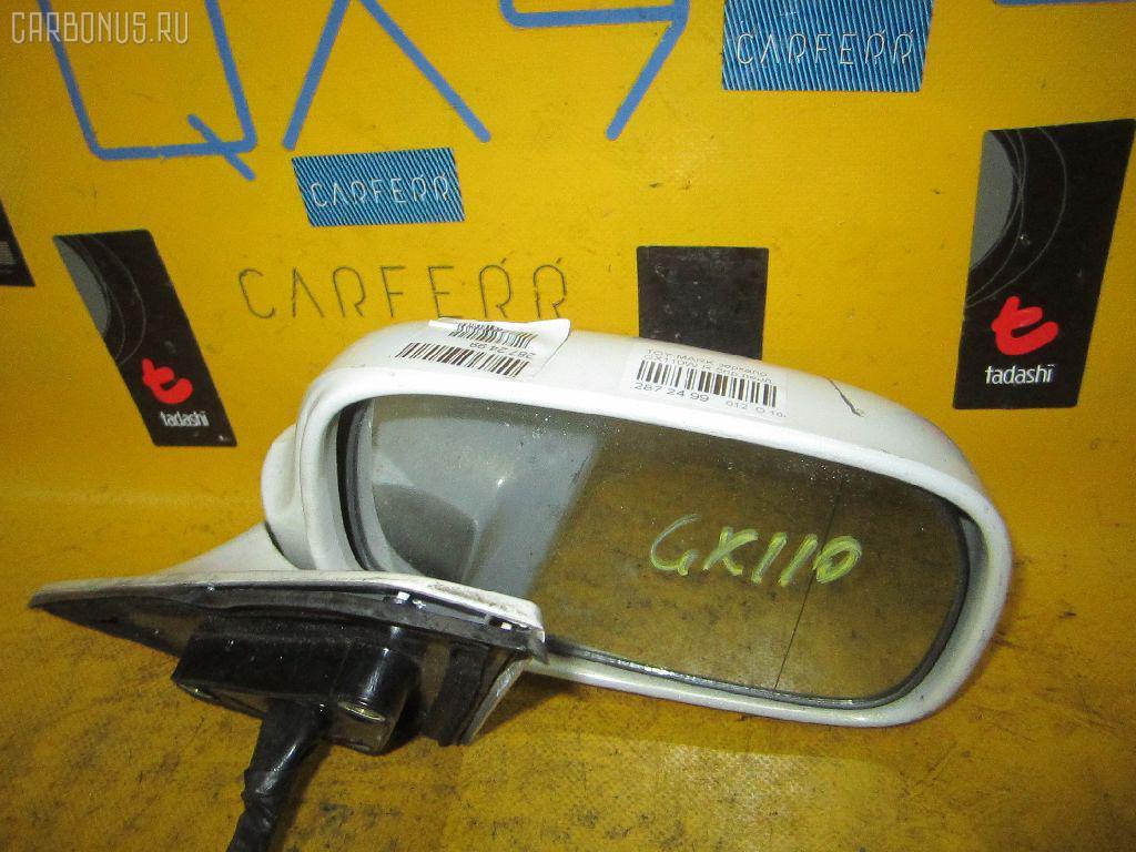 Зеркало двери боковой Toyota Mark ii blit GX110W Фото 1