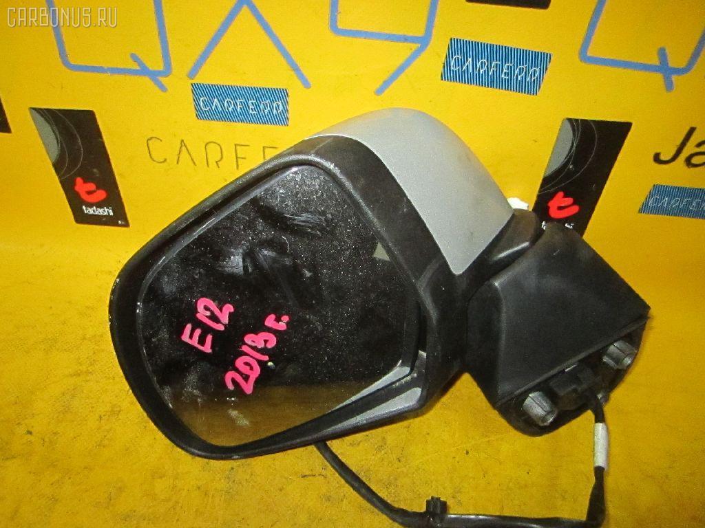 Зеркало двери боковой NISSAN NOTE E12 Фото 1