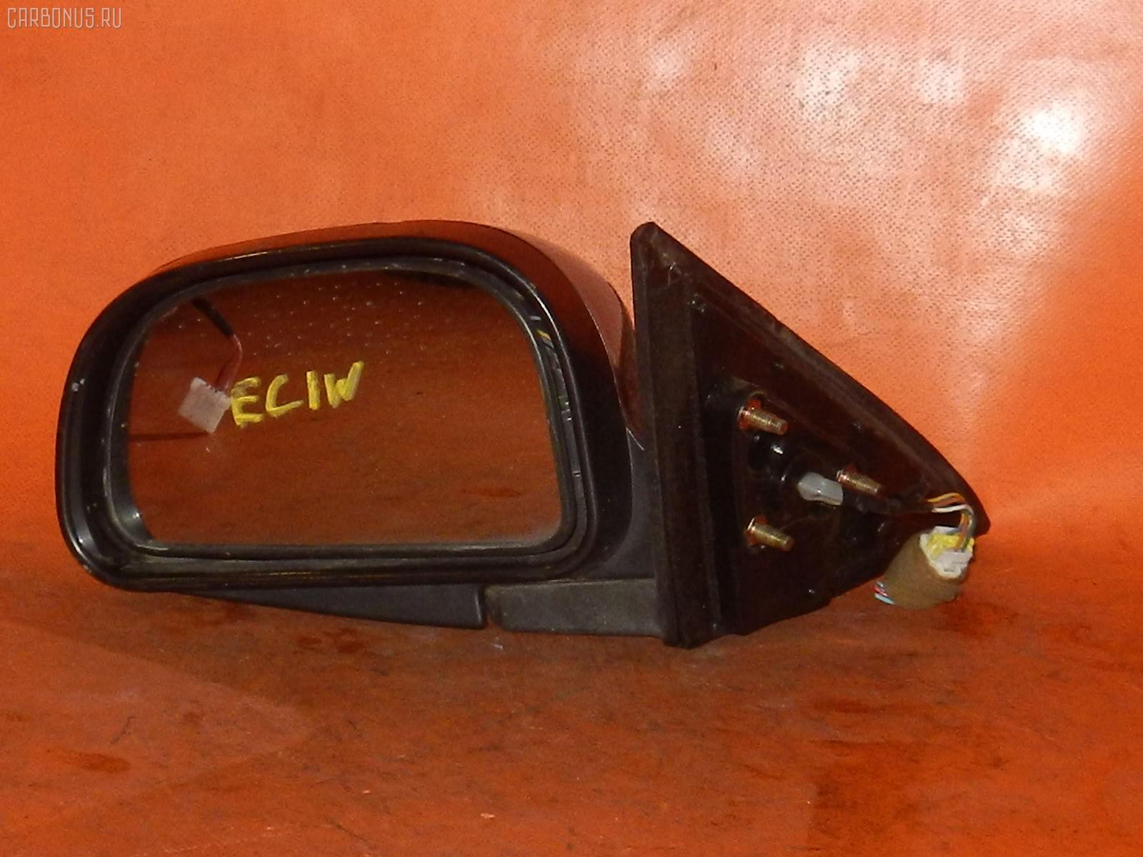 Зеркало двери боковой MITSUBISHI LEGNUM EC1W Фото 2