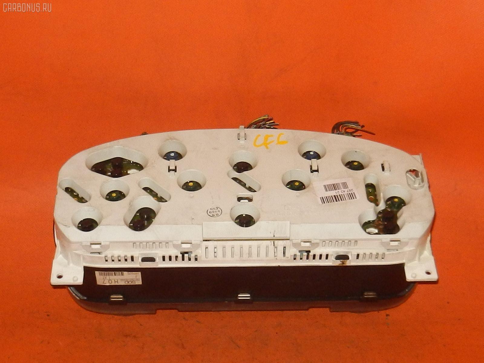 Спидометр HONDA ACCORD WAGON CF6 F23A. Фото 4