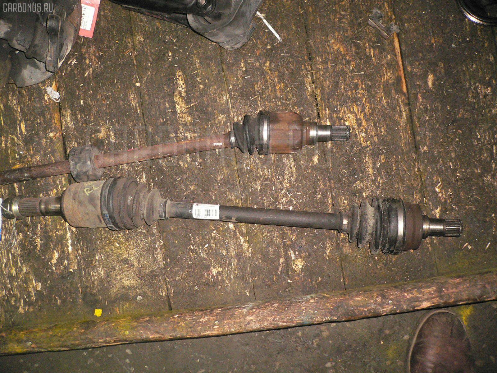 Привод Honda Acty van HH5 E07Z Фото 1