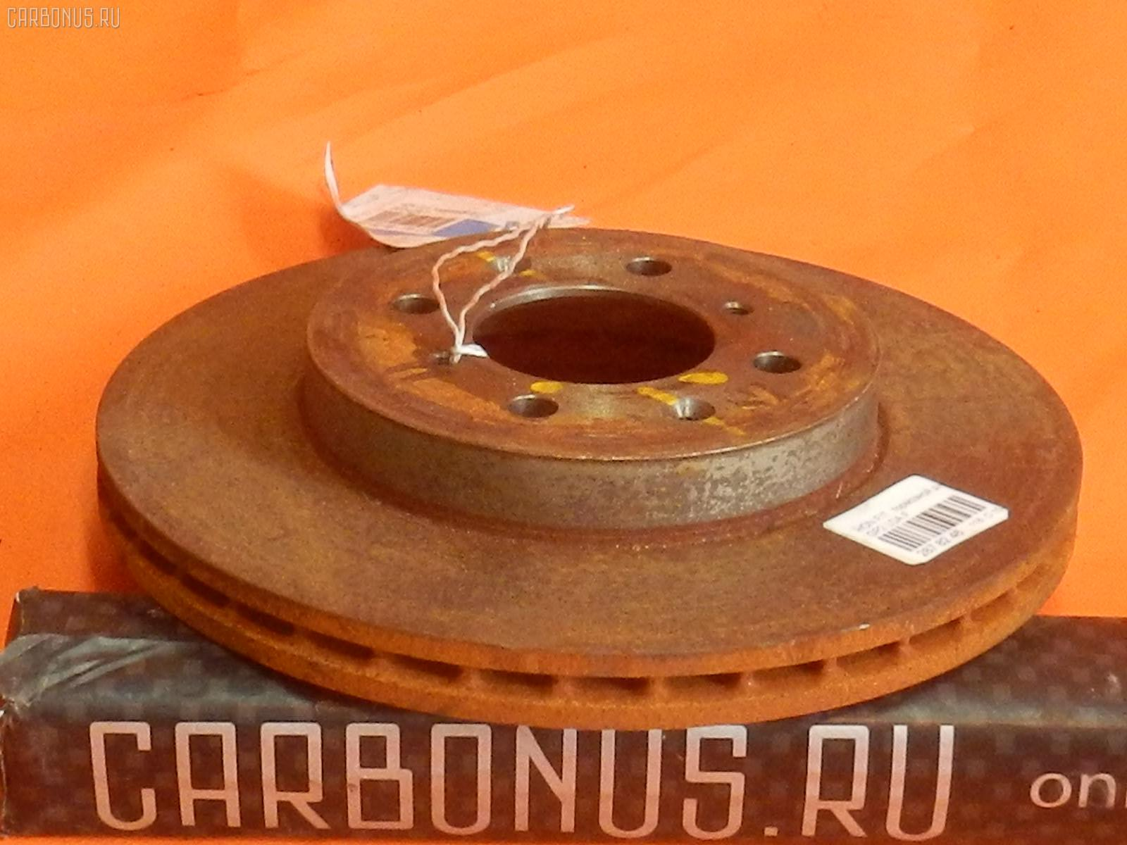 Тормозной диск HONDA FIT HYBRID GP2 LDA Фото 1
