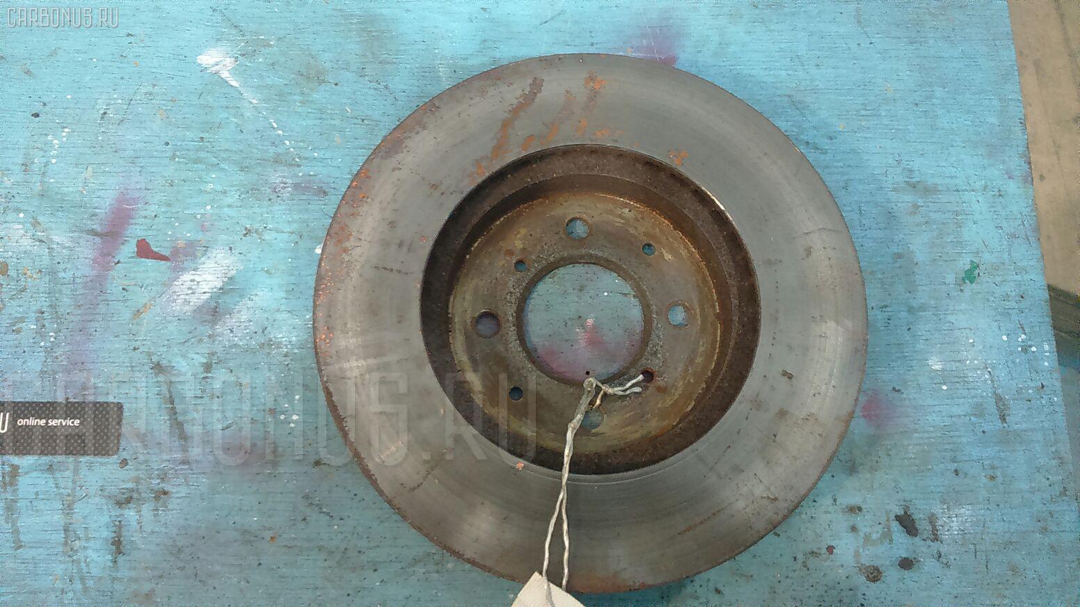Тормозной диск HONDA MOBILIO SPIKE GK1 L15A Фото 2