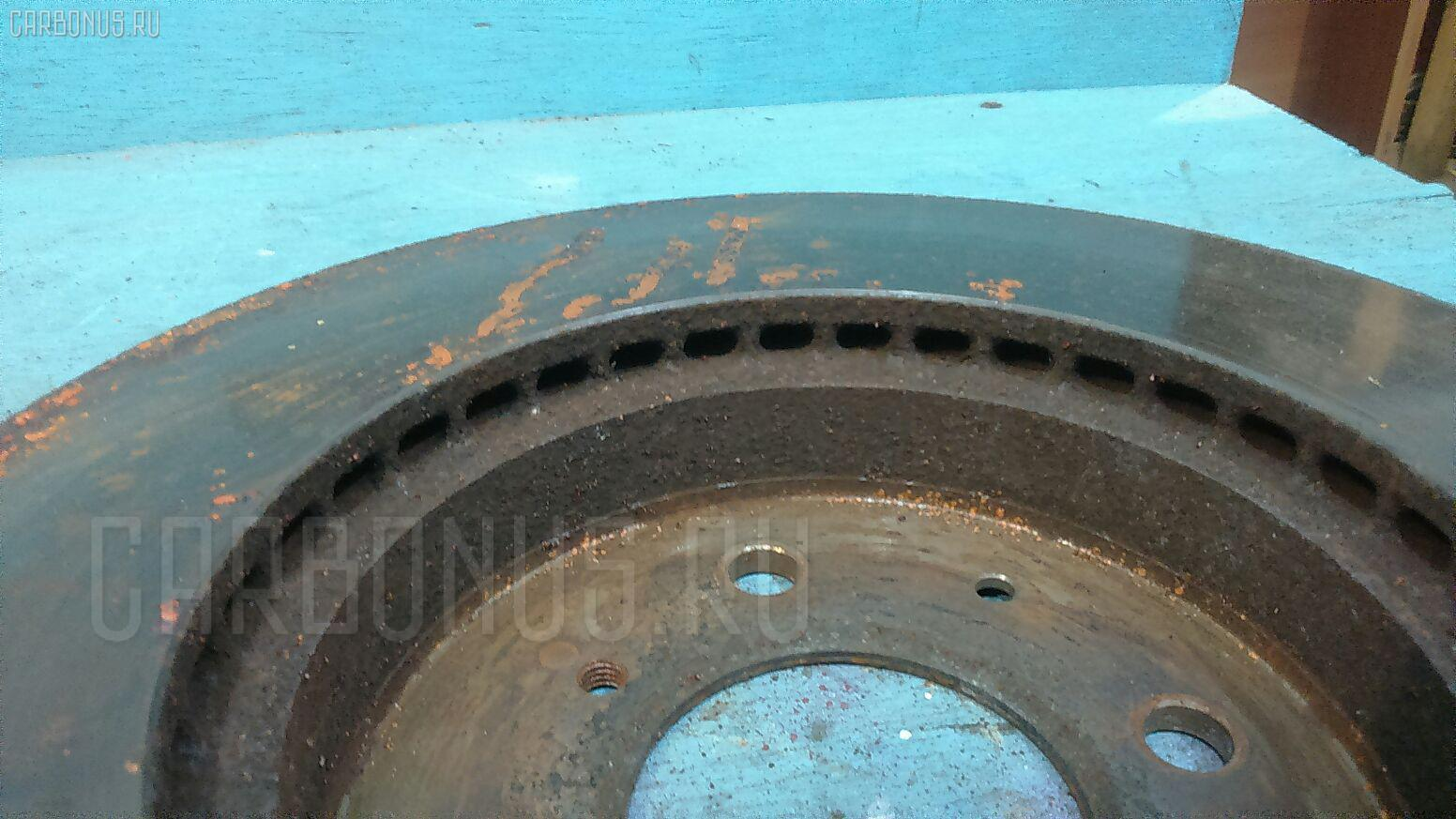 Тормозной диск Honda Mobilio spike GK1 L15A Фото 1