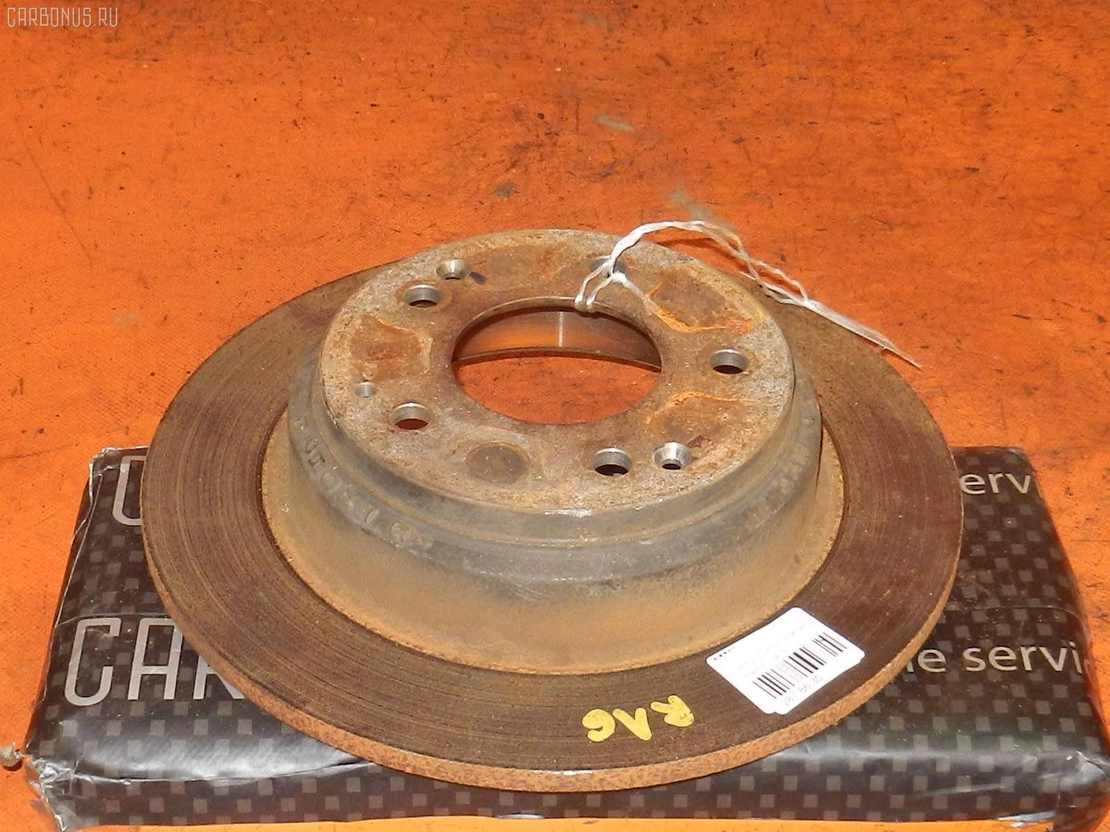 Тормозной диск HONDA ODYSSEY RA6 F23A Фото 1