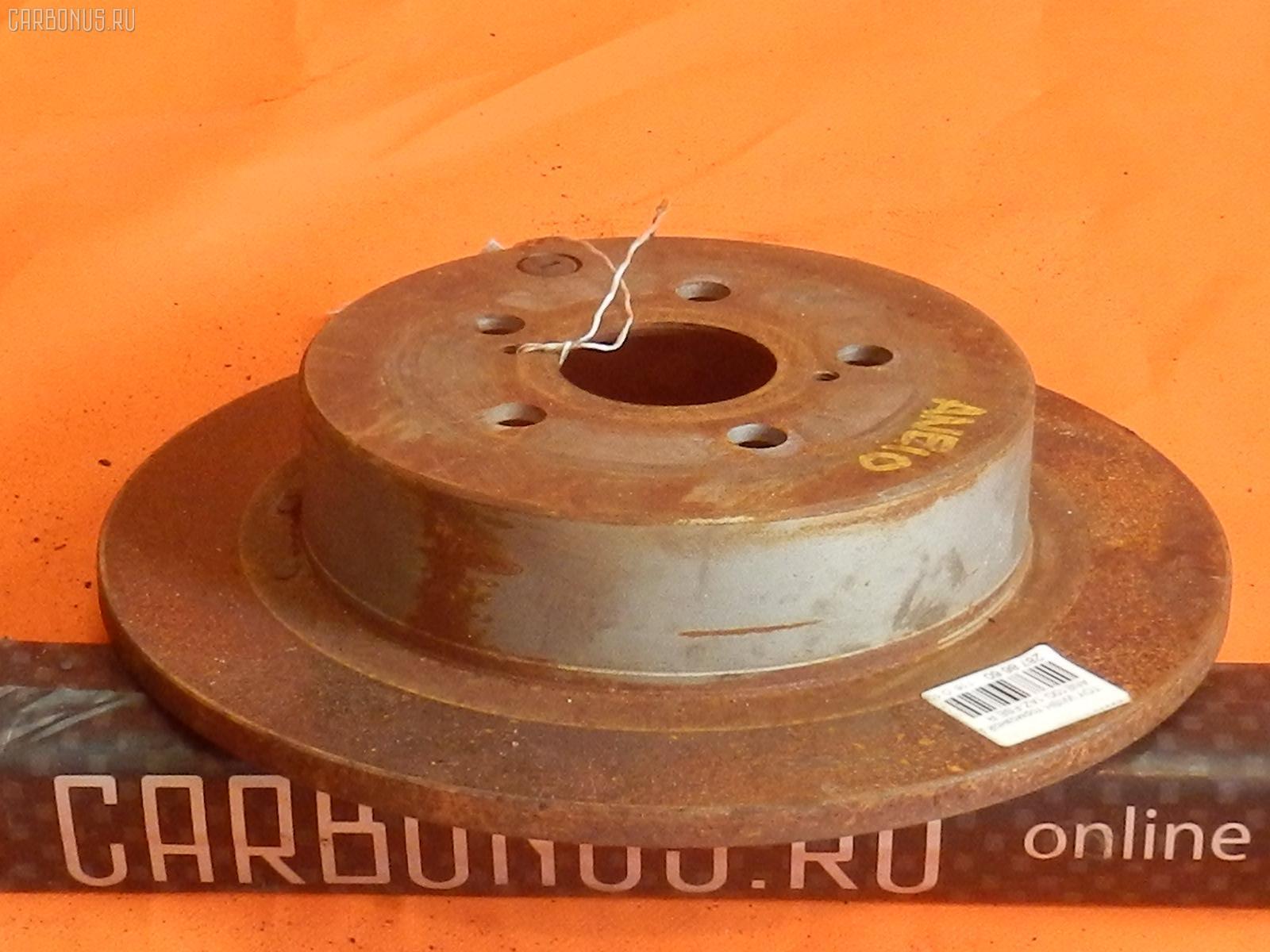 Тормозной диск TOYOTA WISH ANE10G 1AZ-FSE Фото 1