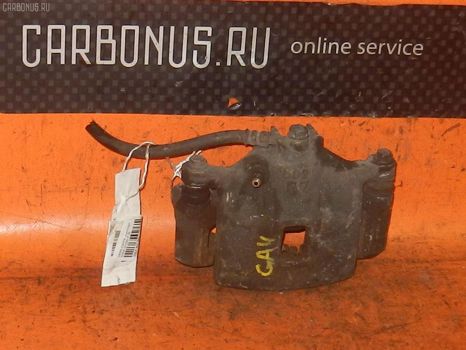 Суппорт HONDA CAPA GA4 D15B. Фото 4