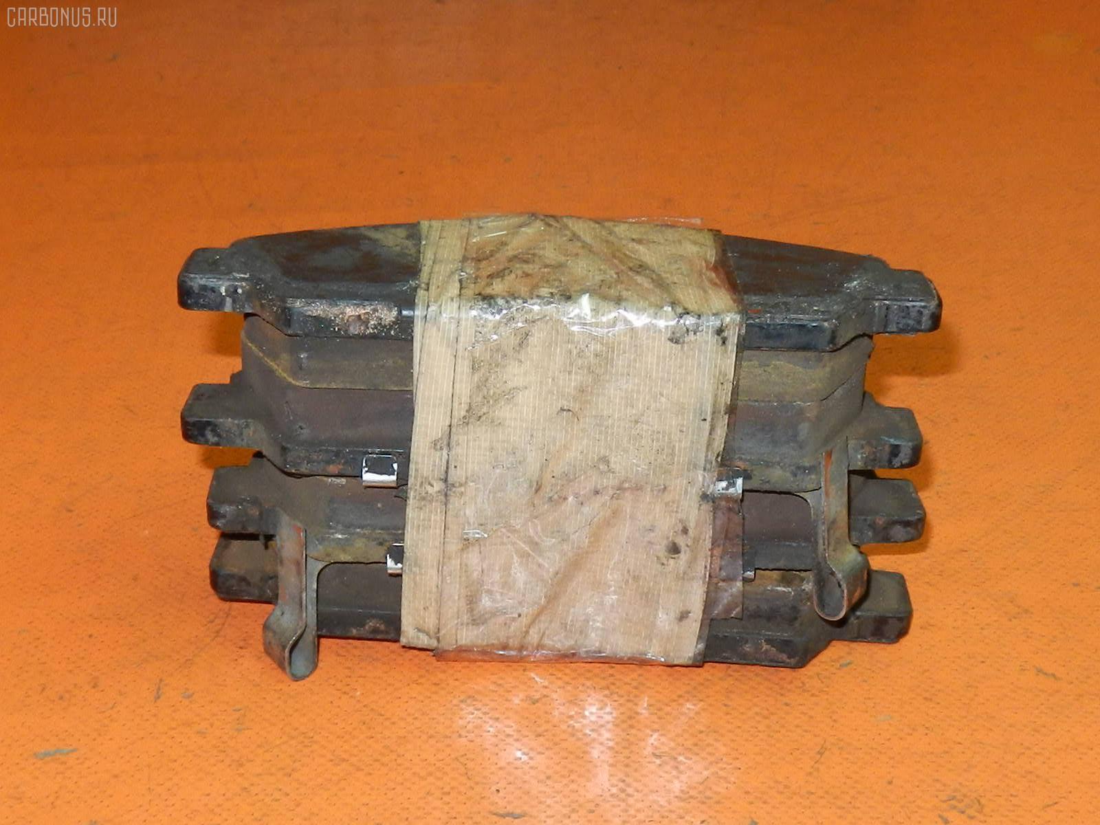 Тормозные колодки HONDA INSPIRE UA1 G20A. Фото 3