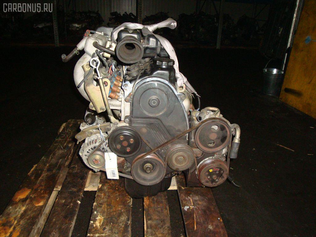 Двигатель MITSUBISHI MINICA H31A 4A30 Фото 3