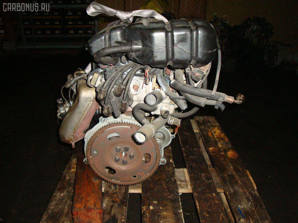 Двигатель MITSUBISHI MINICA H31A 4A30 Фото 5
