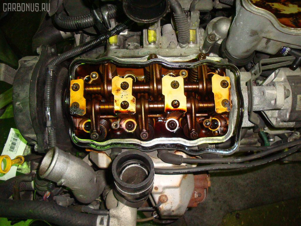 Двигатель SUZUKI WAGON R MC12S F6A-T Фото 1