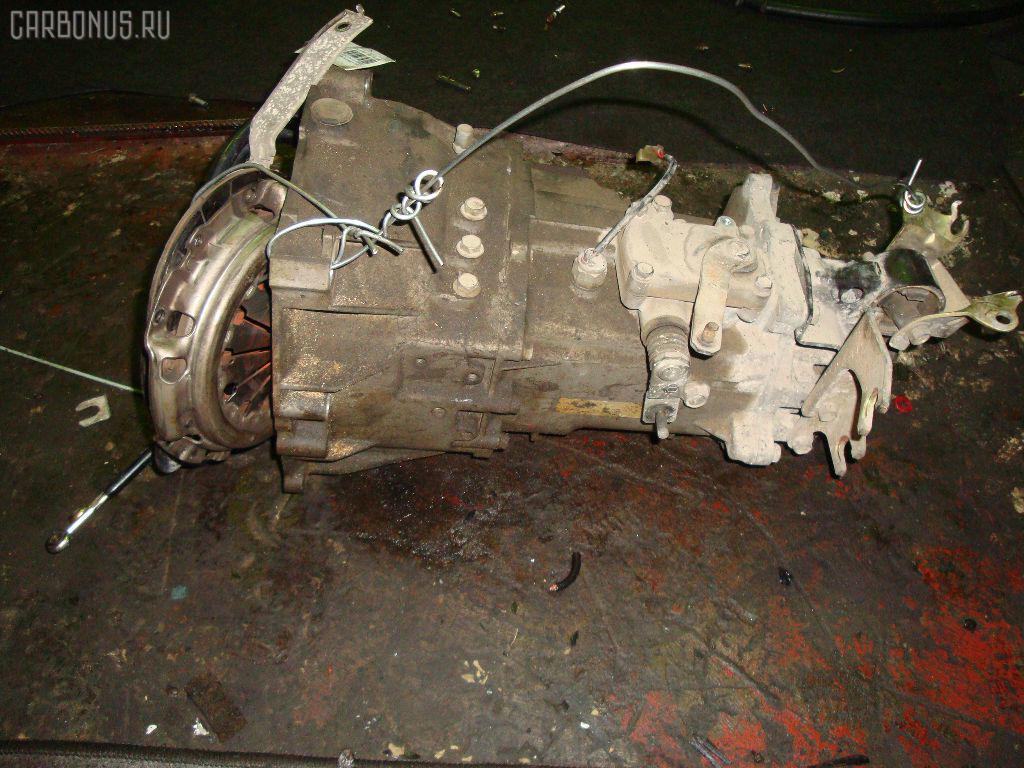 КПП механическая DAIHATSU ATRAI WAGON S220G EF-VE Фото 2