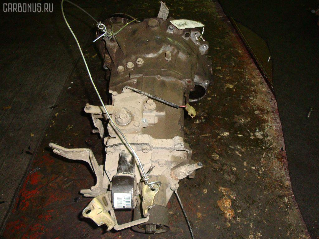 КПП механическая DAIHATSU ATRAI WAGON S220G EF-VE Фото 3