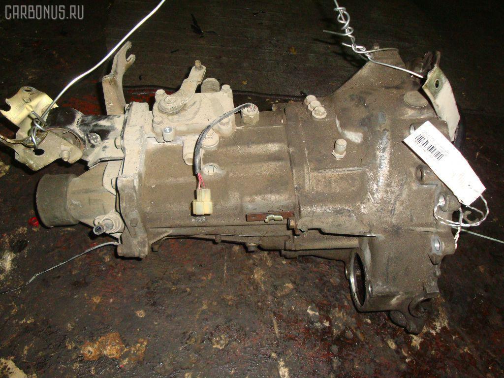 КПП механическая DAIHATSU ATRAI WAGON S220G EF-VE Фото 4