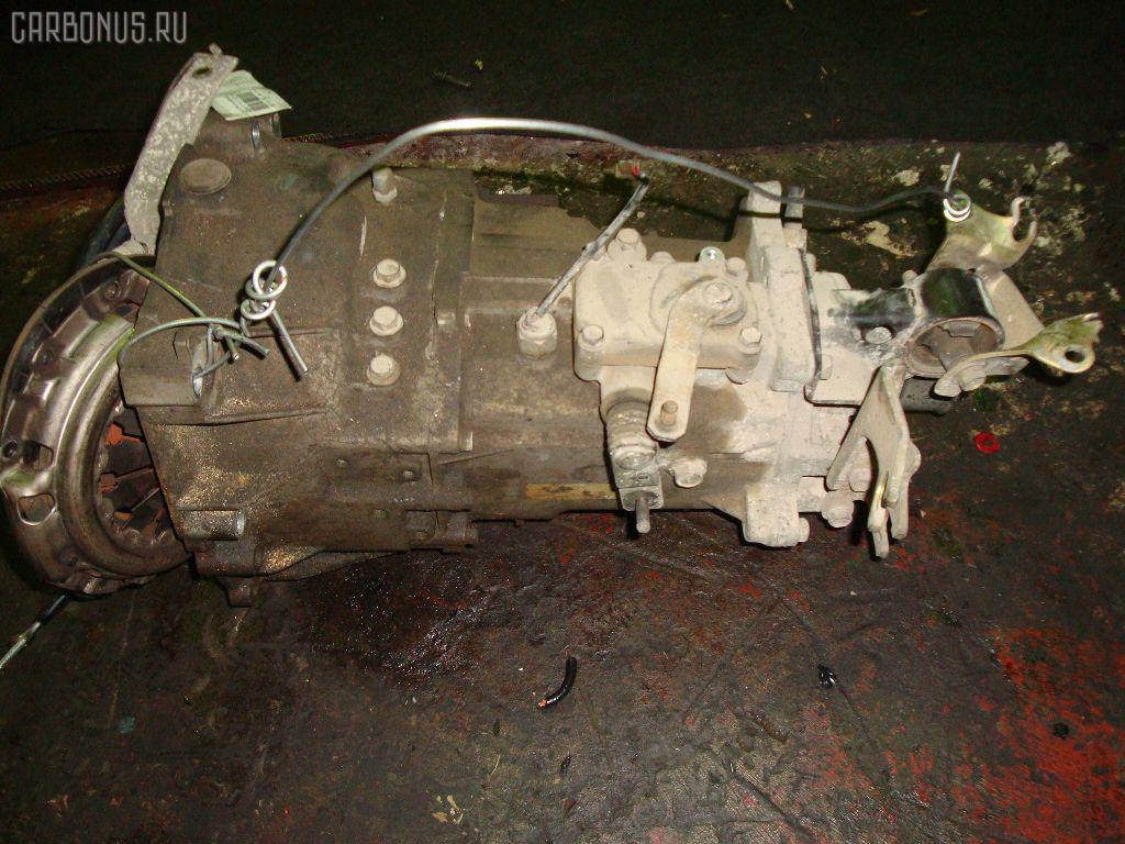 КПП механическая DAIHATSU ATRAI WAGON S220G EF-VE Фото 5