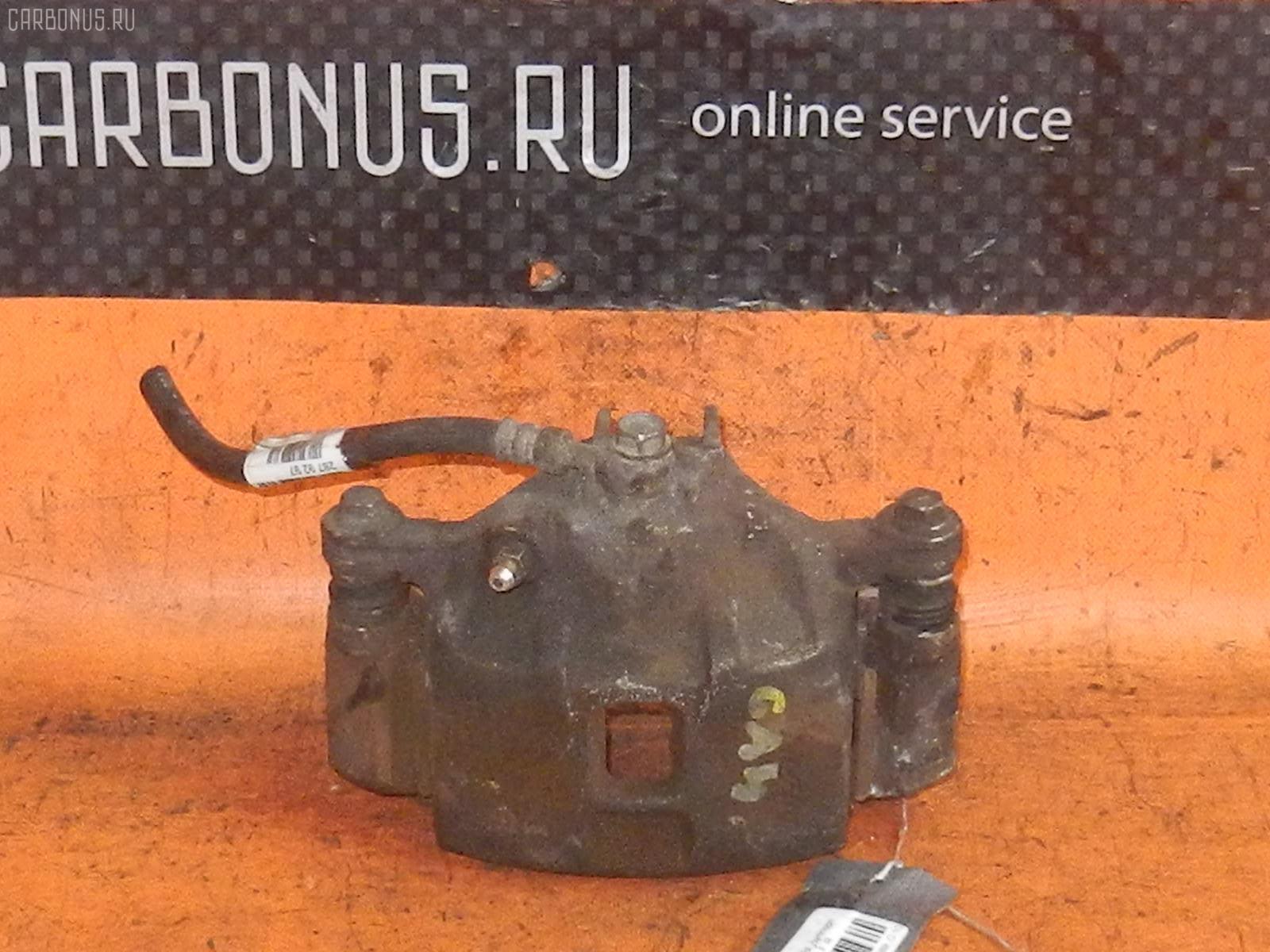 Суппорт HONDA CAPA GA4 D15B. Фото 7