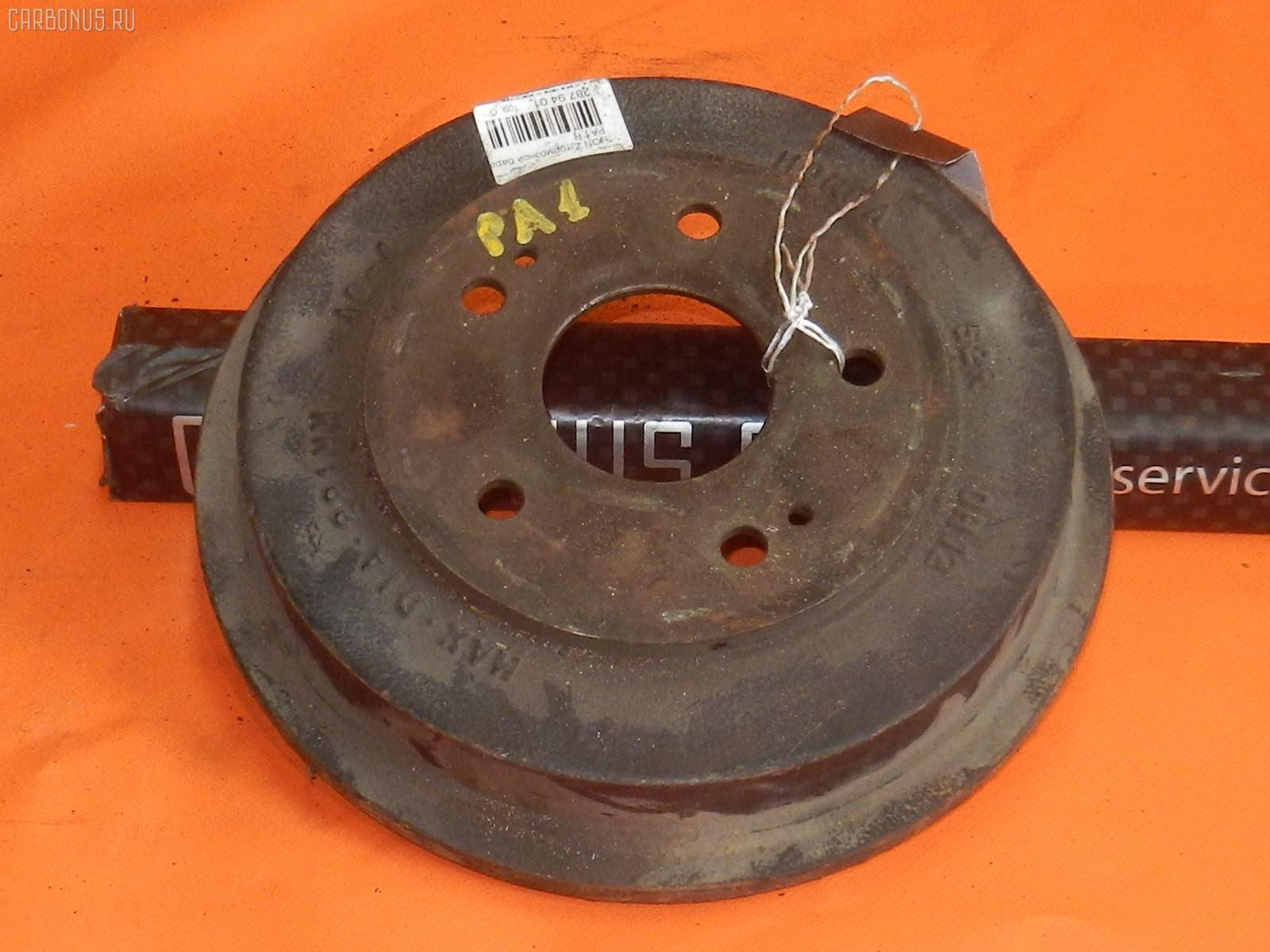 Тормозной барабан HONDA Z PA1 Фото 1