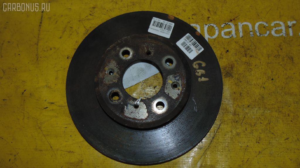 Тормозной диск HONDA MOBILIO GB1 L15A Фото 1