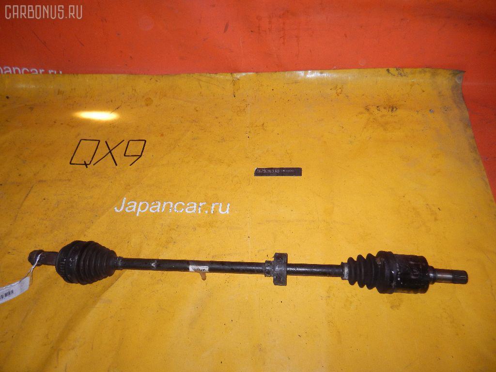 Привод HONDA CAPA GA4 D15B. Фото 8