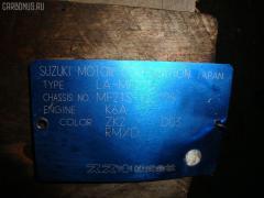 КПП автоматическая SUZUKI MR WAGON MF21S K6A
