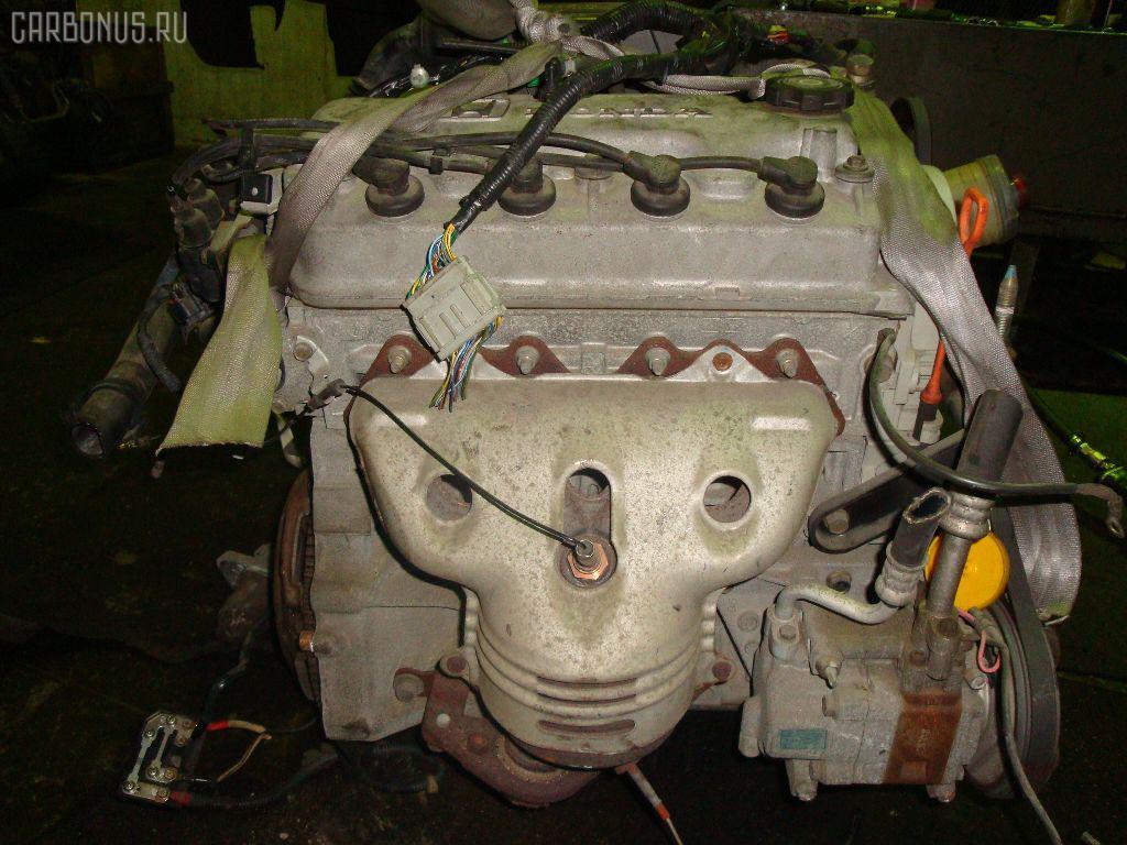 Двигатель HONDA LOGO GA3 D13B. Фото 7