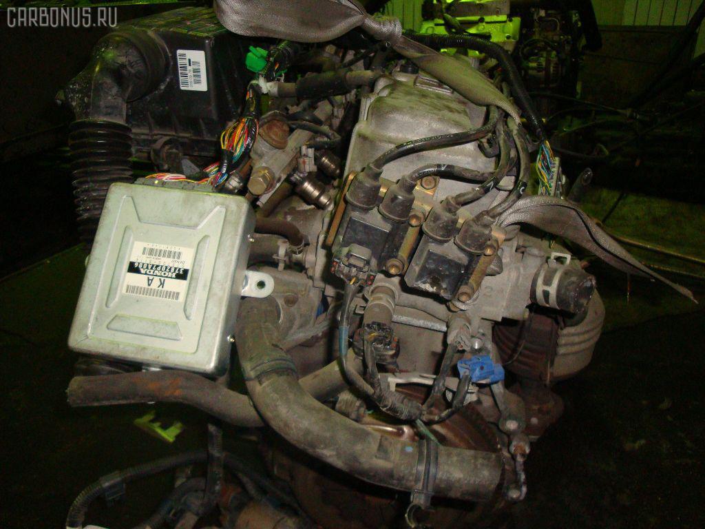 Двигатель HONDA LOGO GA3 D13B. Фото 8