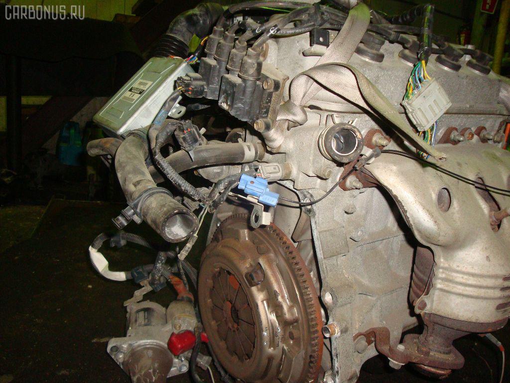 Двигатель HONDA LOGO GA3 D13B. Фото 9