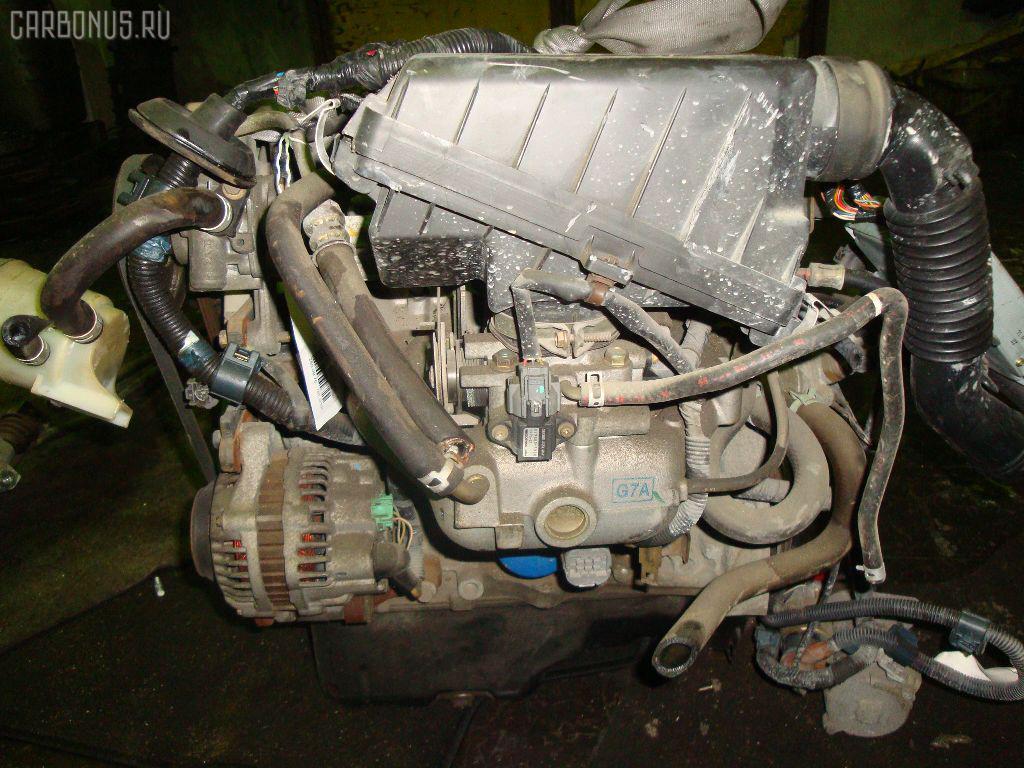 Двигатель HONDA LOGO GA3 D13B. Фото 10