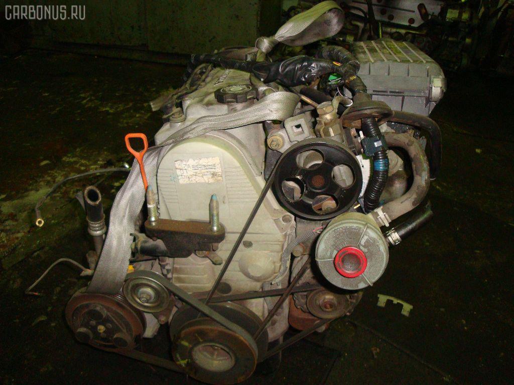 Двигатель HONDA LOGO GA3 D13B. Фото 11