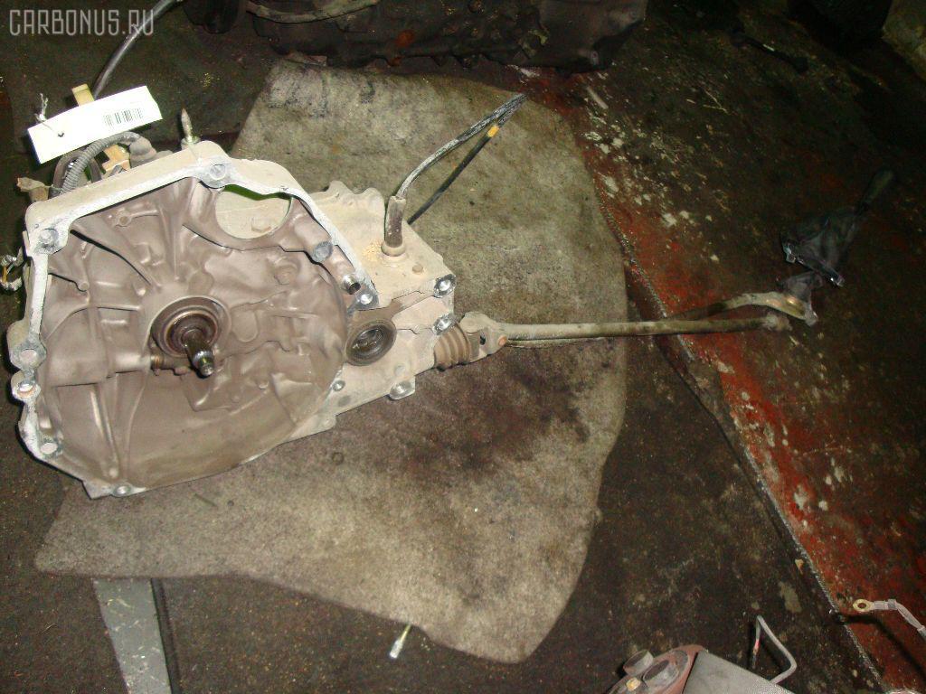КПП механическая HONDA LOGO GA3 D13B Фото 2