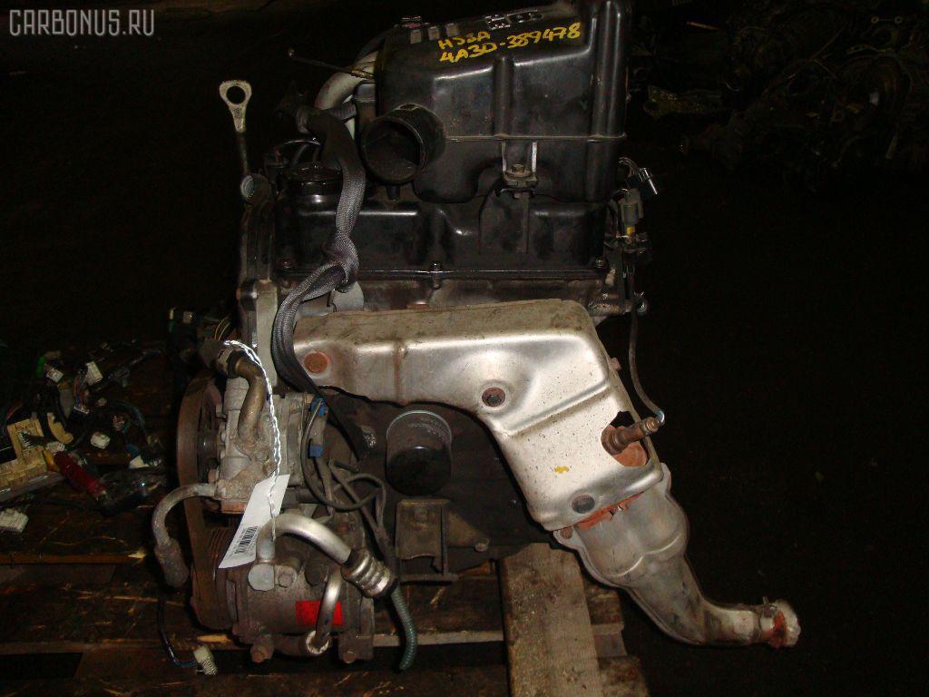 Двигатель MITSUBISHI PAJERO MINI H58A 4A30 Фото 6